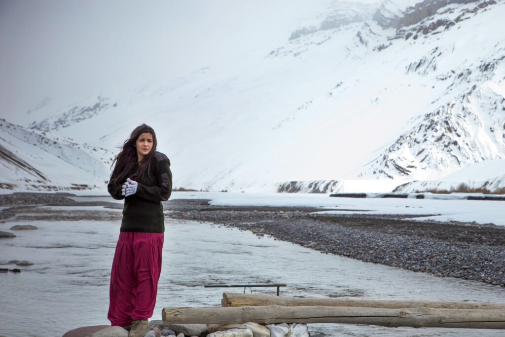 Highway movie Spiti valley - Travel with Bollywood