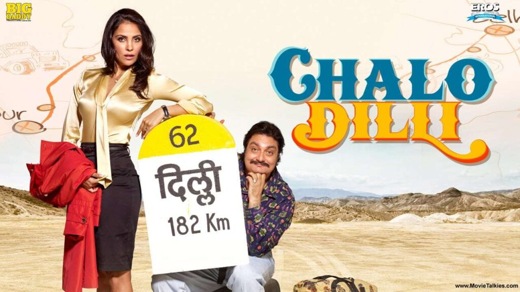 Chalo Dilli - Road trip from Jaipur to Delhi