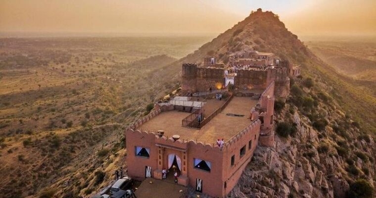 10 Lesser-Known Heritage Hotels in Rajasthan