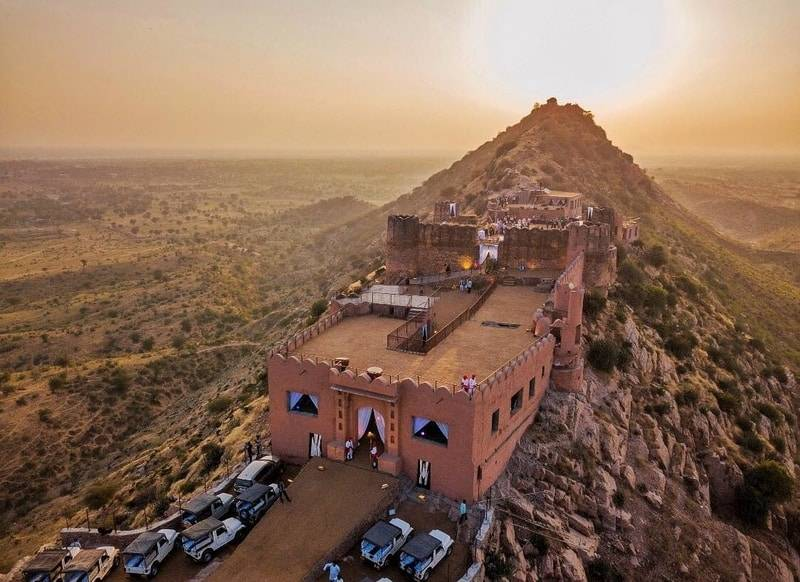 Mundota Fort and Palace - Hertage Hotels in Rajasthan