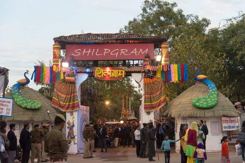 Shilpgram - Shopping places in Udaipur